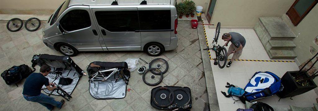 Mountain bike tour blog, Top 5 Kit Items