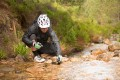 Re-filling from the streams mountain biking + whisky adventure