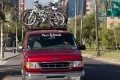 Bike transportation in Ecuador