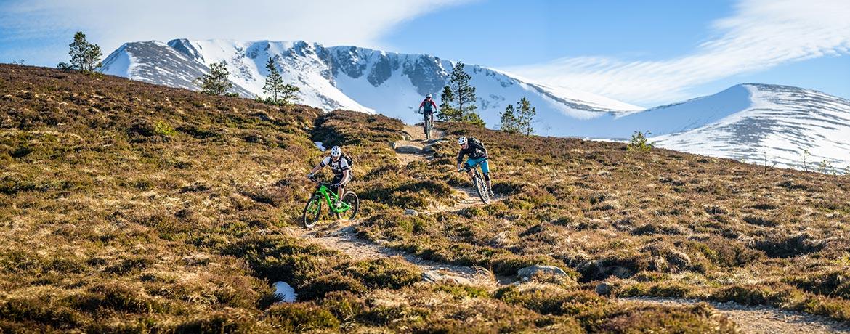 Biking Scotland Tours