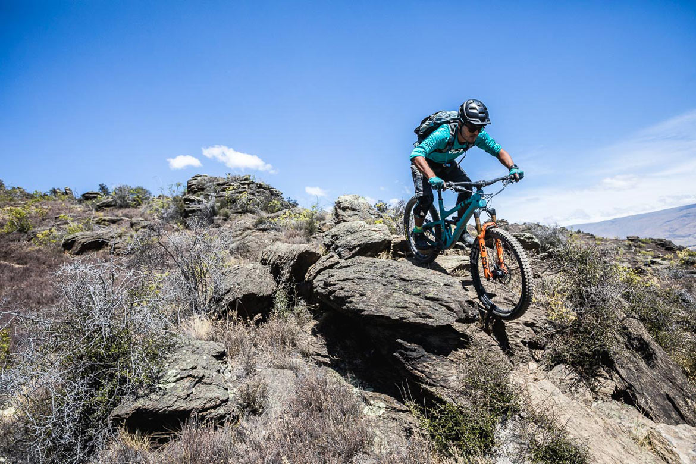 Nepal mountain bike tours guide Mandil Pradhan
