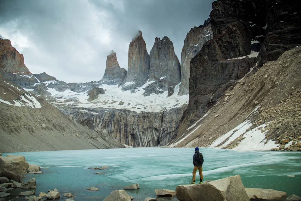 Mountain bike tour Chile + Patagonia in south America