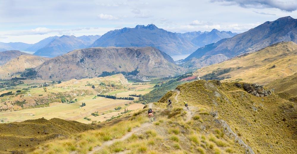 Mountain bike tour New Zealand, the South Island | H+I ...