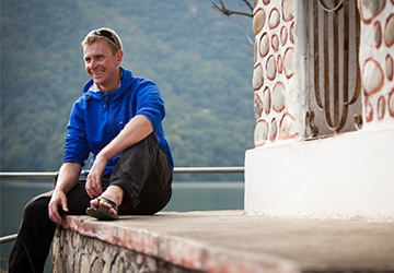 Euan Wilson your Scottish H+I Adventures Guide