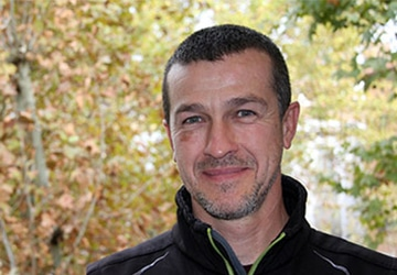 Javier Morcillo, our mountain bike guide in Spain