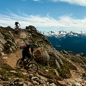 British Columbia - mountain bike tours worldwide