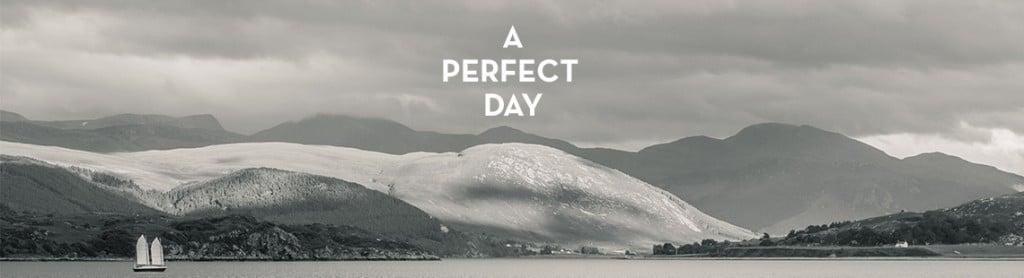 Scottish coast-to-coast - A perfect day!