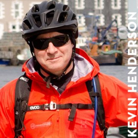 Mountain bike guides in Scotland