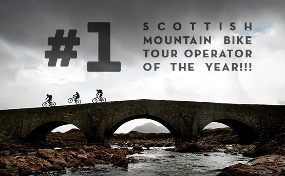 H+I Adventures awarded title of Mountain Bike Operator of the Year