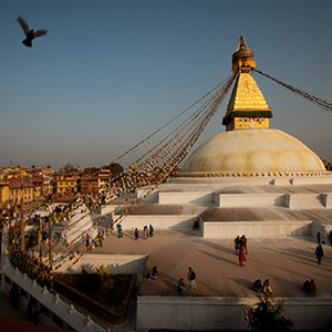Nepal - mountain bike tours worldwide