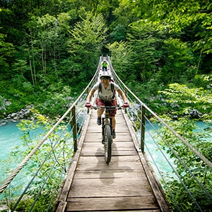 Slovenia - mountain bike tours worldwide