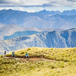 New Zealand - mountain bike tours worldwide
