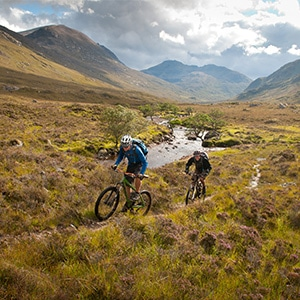 Coast to Coast - mountain bike tours worldwide