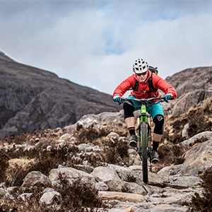 Torridon + Skye - mountain bike tours worldwide