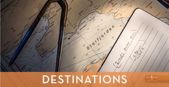 Destination information for your mountain bike tour with H+I Adventures