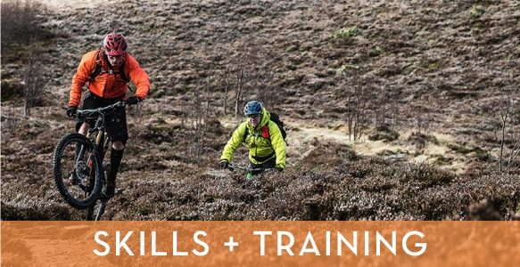 Get your skills and fitness up to scratch with for your mountain bike tour with H+I Adventures