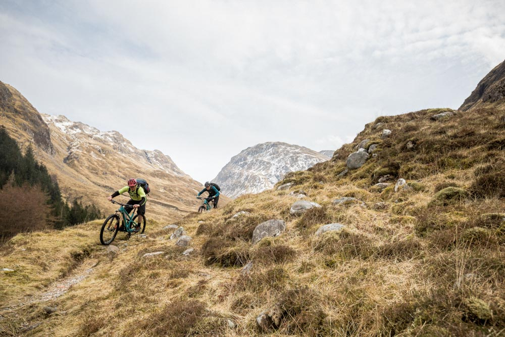 Mountain Bike Tour Torridon And Skye Scotland H I Adventures