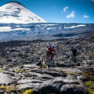 Mountain bike tour Chile
