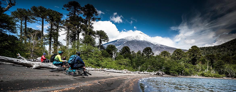 Patagonia South America >> Chile Patagonia Mountain Bike Tour