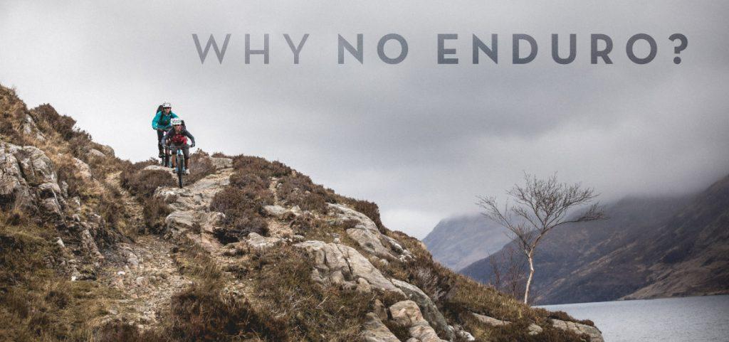 Why don't we use the term enduro mountain bike tours?