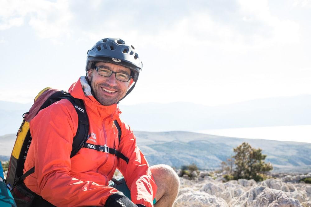 Mountain bike guide, mountain bike tour Croatia