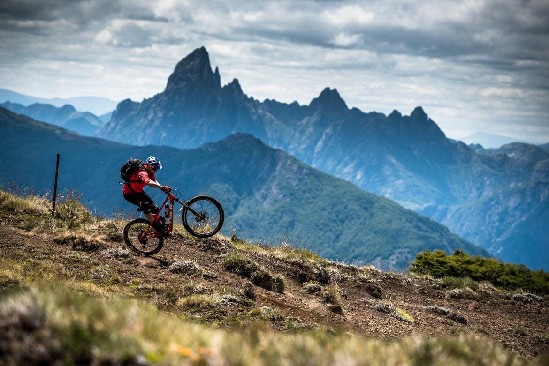Manual on your mountain bike