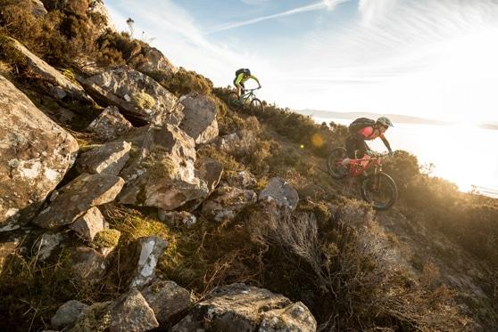 View our mountain bike tour calendar