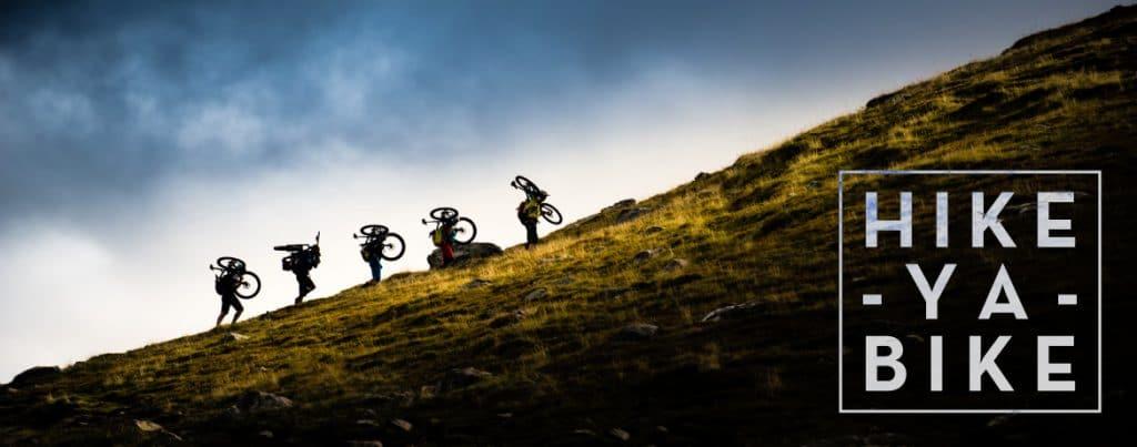 hike-a-bike in Norway