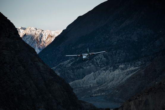 Mountain bike tour Nepal - through the valley