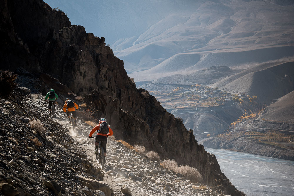 Mountain Bike Tour Nepal The Himalayas H I Adventures