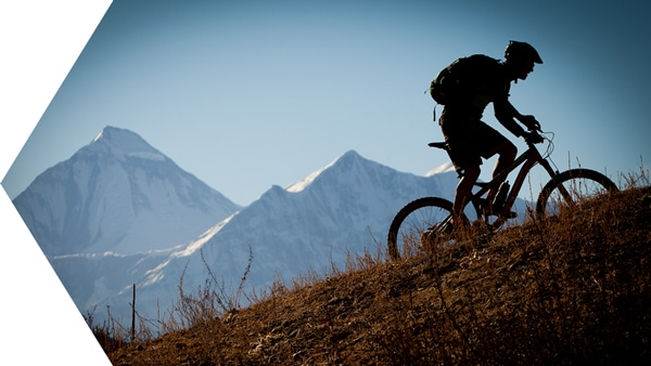 Training for your mountain bike holiday - call to action