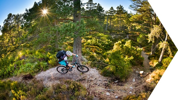 Jono Baldwin will show you his local Cairngorm trails