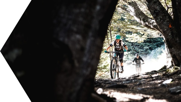 Riding the trails of Queenstown, New Zealand with local guide Erin Geene Blog call to action left.