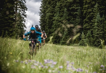 Mountain bike tour Colorado - our guide