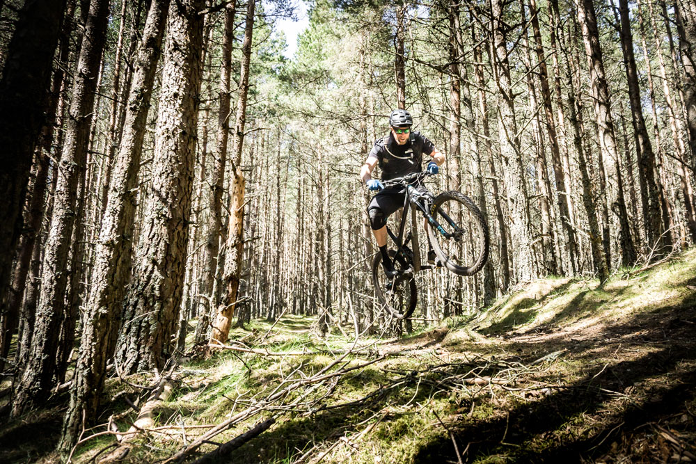 Colin Mabbett - your mountain bike guide in Colorado