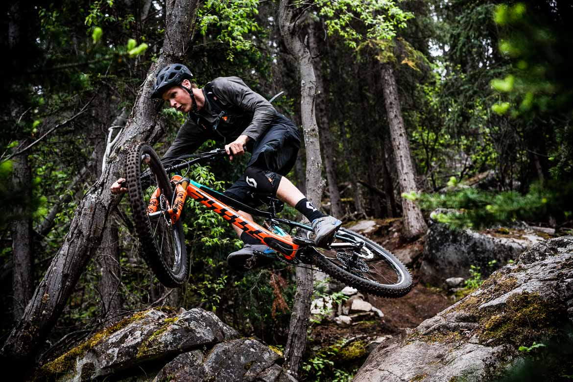 Our mountain bike tour in the Yukon has the trails to keep everyone happy