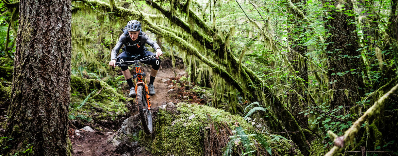 mountain bike tour british columbia canada h i adventures