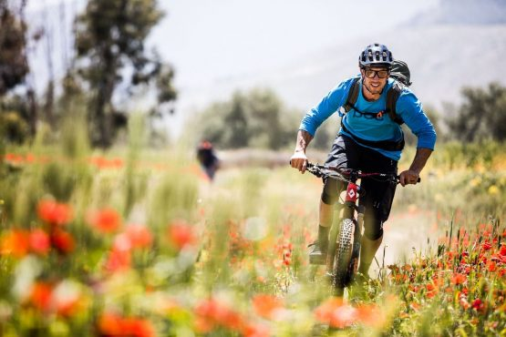 MTB tour Morocco and big smiles from Eric Porter