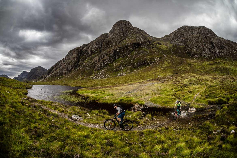 Coast-to-coast Scotland mountain bike tour   H+I Adventures