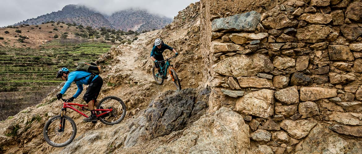 H+I Adventures international mountain bike stories