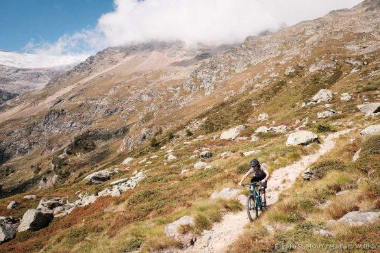 Taking in the Bernina Pass during the Beti Tribe Gathering Switzerland