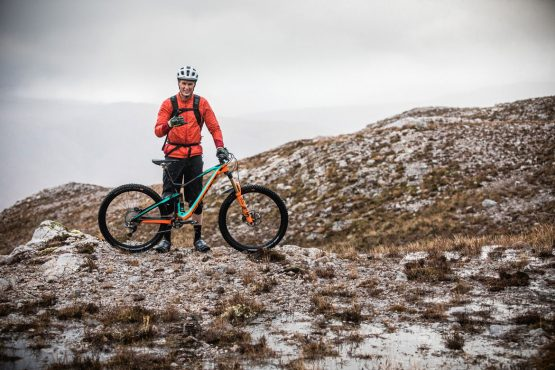 Ride with Scotty Laughland on his MTB holiday
