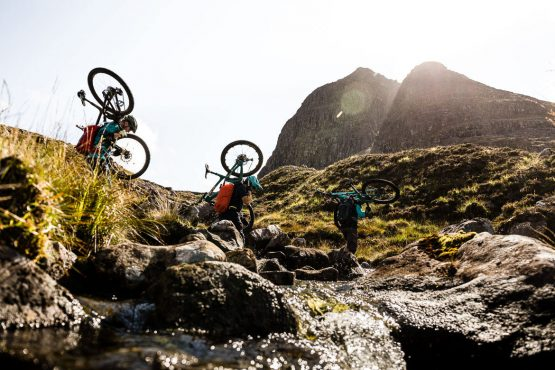 Ride with Scotty Laughland on his MTB vacation