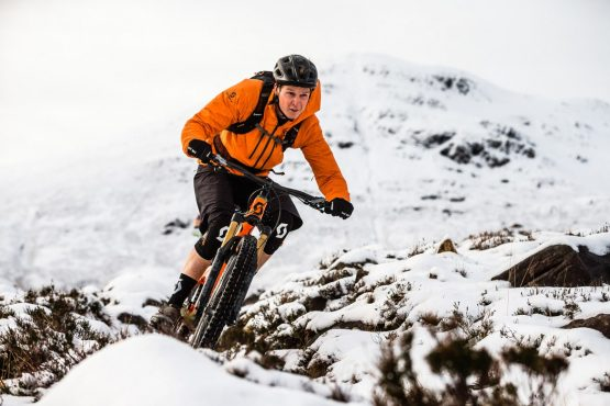 Ride with Scotty Laughland in Torridon on this MTB tour