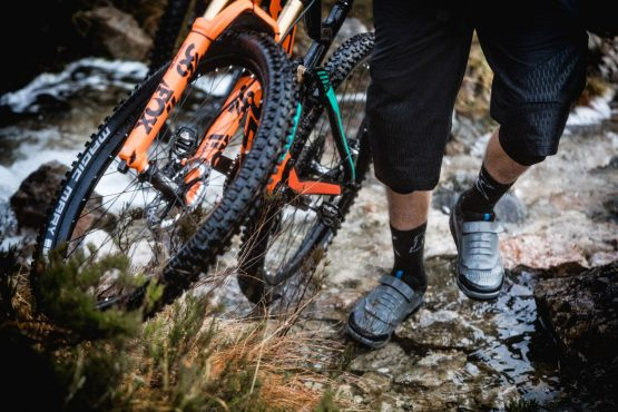 Ride with Scotty Laughland through his favourite Scottish trails