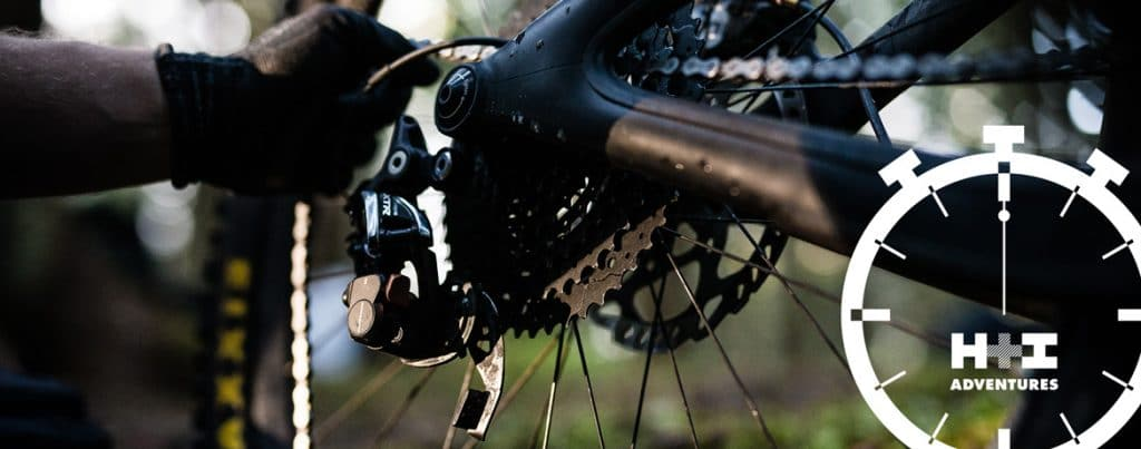 How to singlespeed your mountain bike on the trail the latest H+I Adventures' mountain bike tours story.