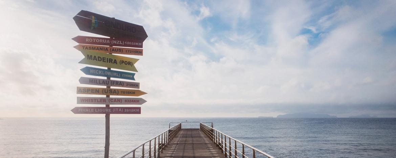 EWS Travel Madeira - all the Enduro World Series Destinations