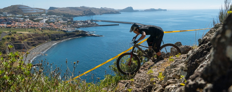 EWS Travel Madeira - technical MTB trails