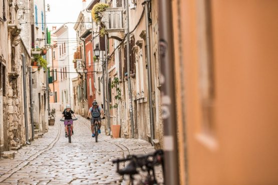 E-bike MTB tour of Croatia