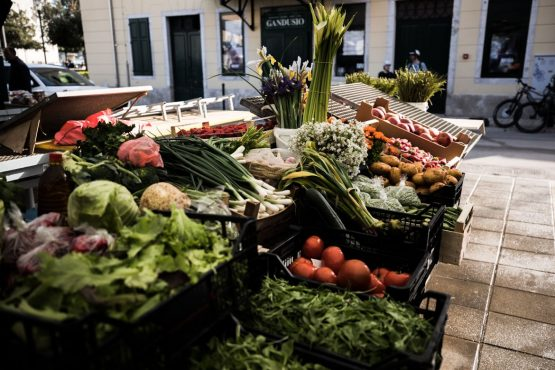 E-MTB tour of Croatia mediterranean produce